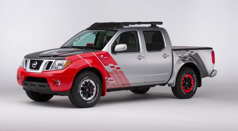 Nissan frontier 2 8 tdi cummins for Frontier motors el reno