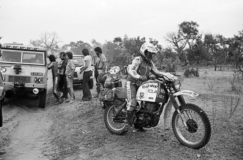1979 primer rally paris-dakar
