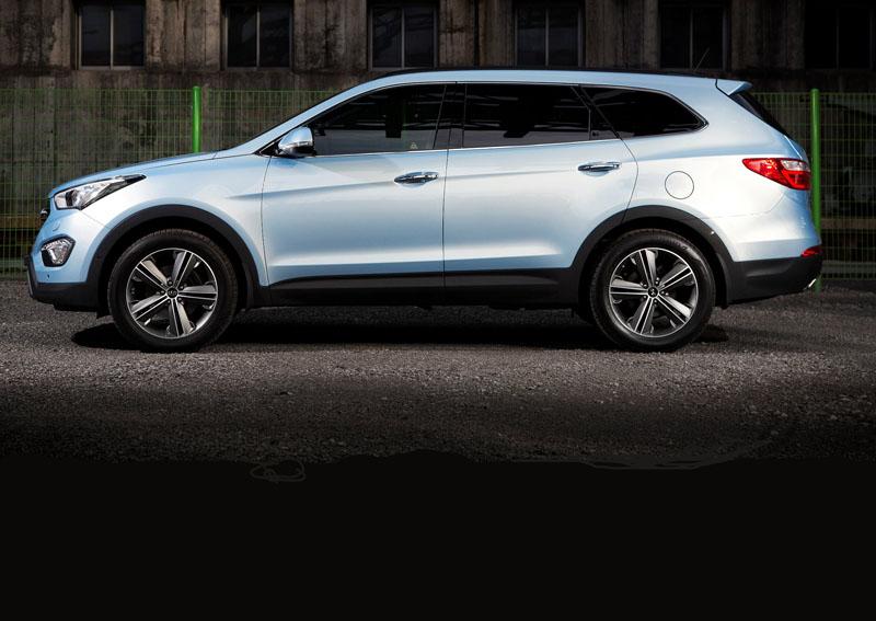 Hyundai Santa Fe 2017 Novedades De La Suv Grande De