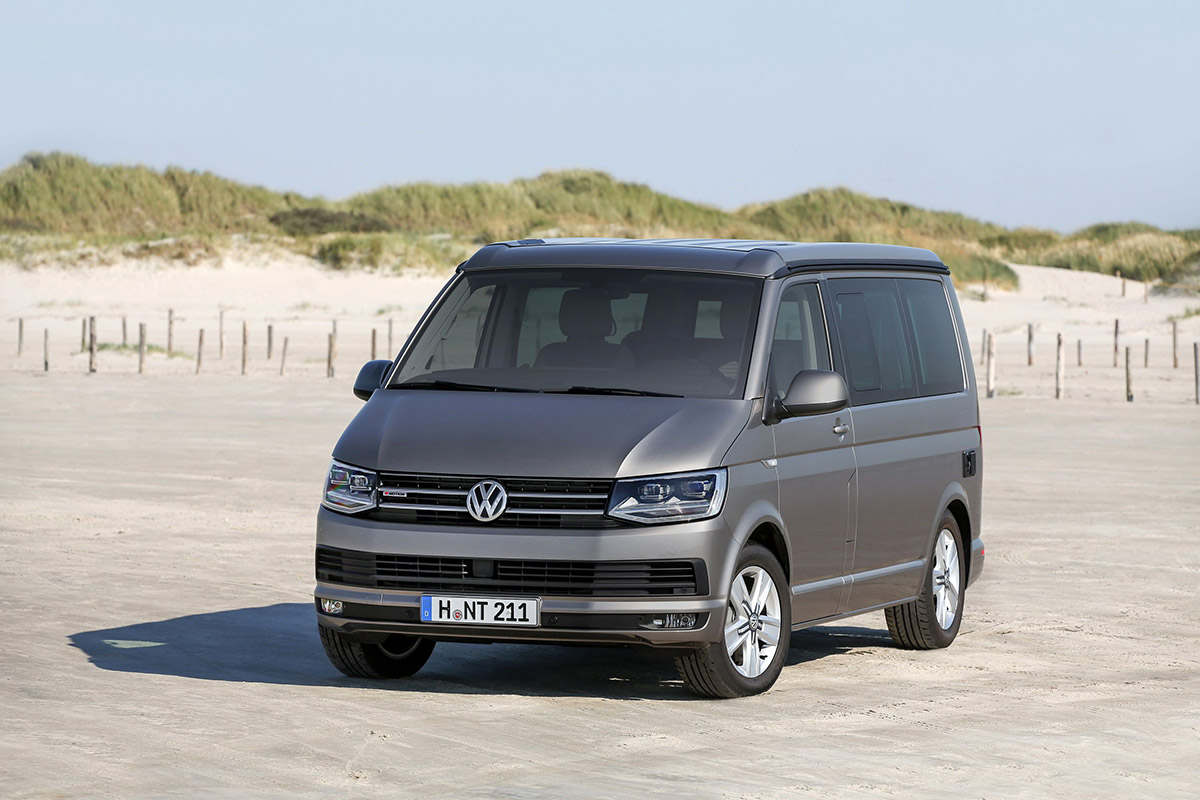 volkswagen t6 california. Black Bedroom Furniture Sets. Home Design Ideas
