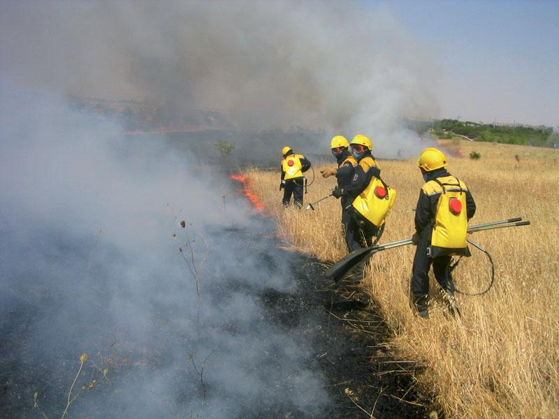 El abc de los incendios todos contra el fuego - Matachispas para chimeneas ...