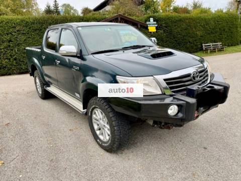 Toyota HiLux 4x4 Double Cab DPF Extrem