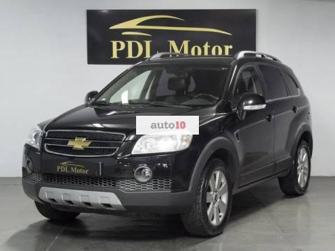 Chevrolet Captiva 2.0 VCDI 16v LTX 7 Plazas Auto