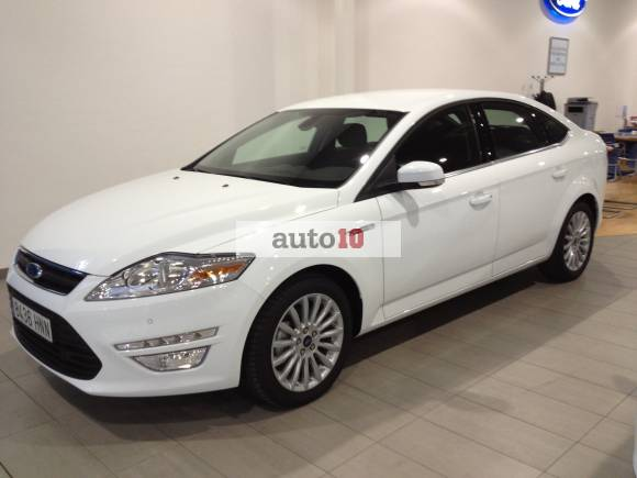 MONDEO LIMITED EDITION TDCI 140