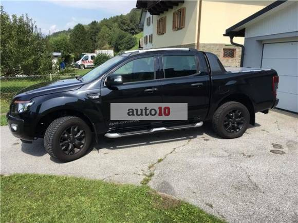 Ford Ranger Wildtrak 4x4 3.2 TDci