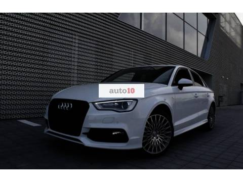 Audi A3 2.0 TDI S-line 2014
