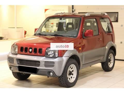 Suzuki Jimny 1,5 4X4 2008