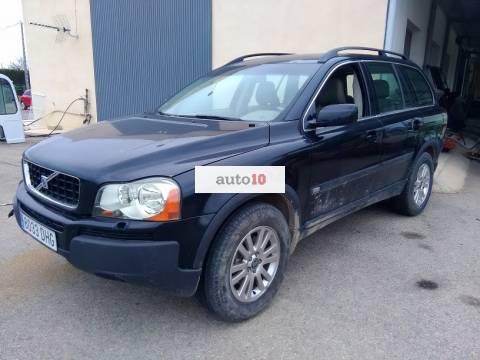 VOLVO XC90 2.4 D aut. (AVERIADO)