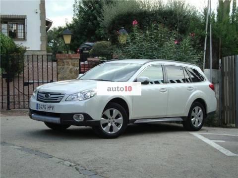 Subaru OUTBACK 2.5i Executive Plus CVT Lineartronic