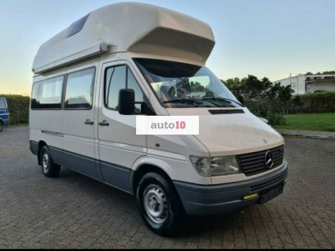 Mercedes-Benz James Cook Westfalia