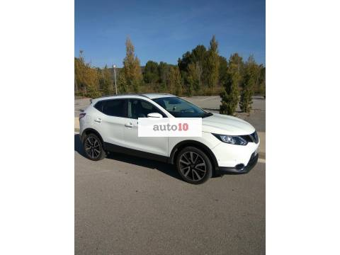 Nissan Qashqai 1.6 DCI 130 CV Tekna Premium Xtronic(Automatico)