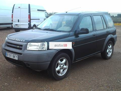 LAND-ROVER FREELANDER S 1.8 i 120 CV.***AVERIADO****.