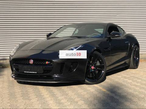 Jaguar F-Type S Coupe Panorama Performance
