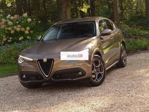 Alfa Romeo Stelvio 2.2 Diesel 16V AT8 Super