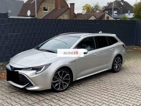 Toyota Corolla 2.0 Hybrid Touring Sports Lounge
