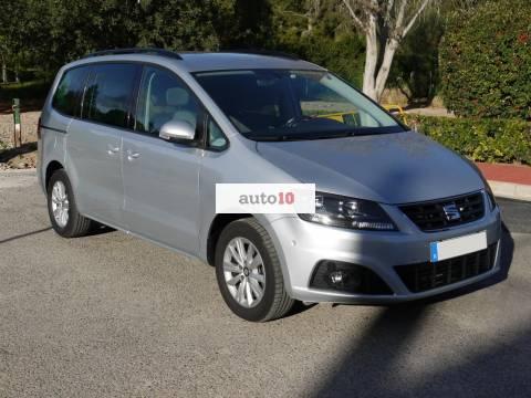Seat Alhambra 2.0TdI DSG CR SS Style Advance
