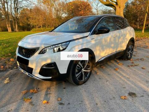 Peugeot 3008 GT LINE BlueHDi 130 Stop & Start EAT8