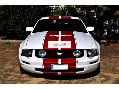 Ford Mustang 4.0 v6 220 cv