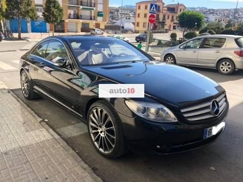 Mercedes-Benz CL 500 Aut.