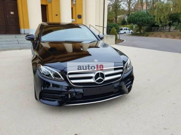 Mercedes-Benz E 220 d 9G-TRONIC AMG Line LED