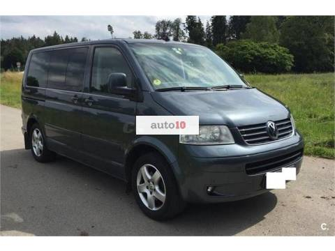 VOLKSWAGEN Multivan 2.5TDI 174CV 4MOTION HIGHLINE