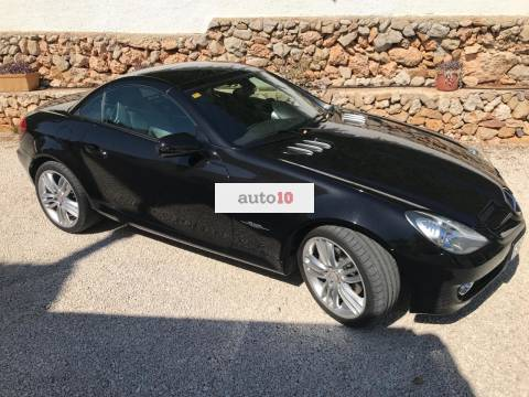 Mercedes-Benz SLK 200 K Grand Edition