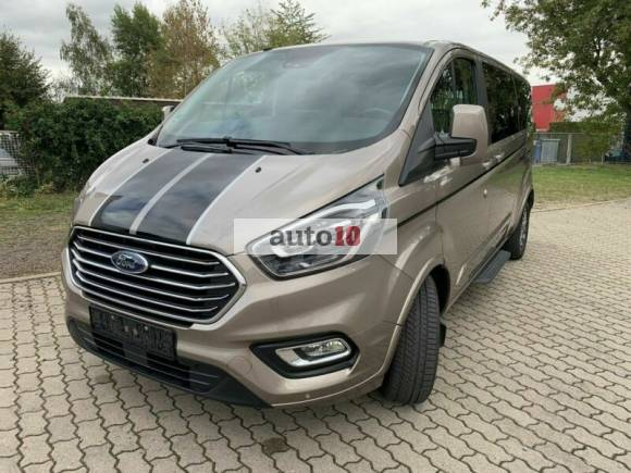 Ford Tourneo Custom L2 Titanium X