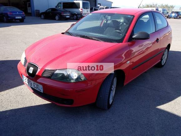 SEAT IBIZA 1.4 i 75 CV 3 puertas.