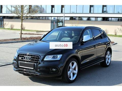 Audi SQ5 3.0 TDI competition QUattro