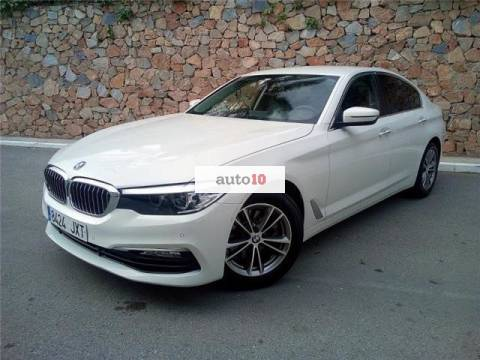 Bmw 520 G30 Efficient Dynamics
