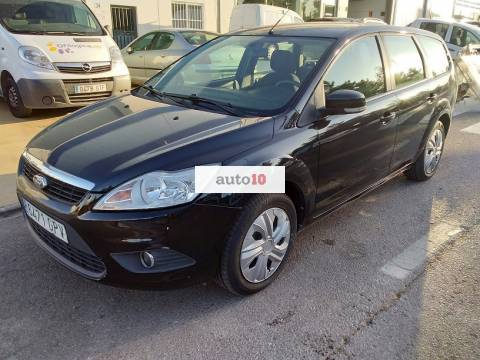 FORD FOCUS SPORTBREAK 1.6 TDCI 109 CV.