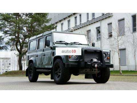 Land Rover Defender 110 DPF