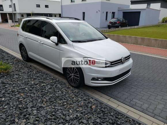Volkswagen Touran 1.4TSI (BMT) DSG