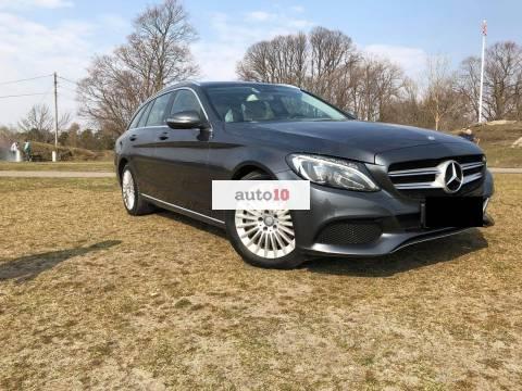 Mercedes-Benz C-Class C350T Híbrido