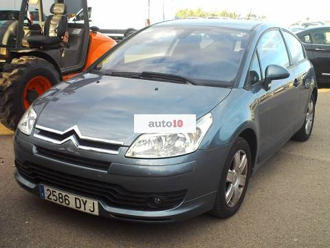 CITROEN C4 COUPE 1.6 HDI 92 cv Collection.