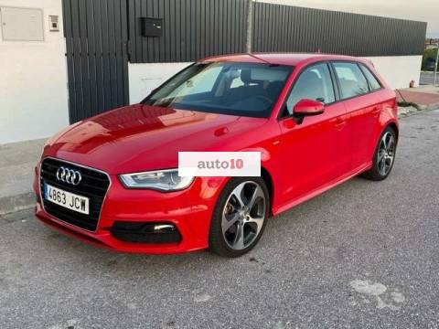 Audi A3 Sportback 1.6TDI CD S line edition