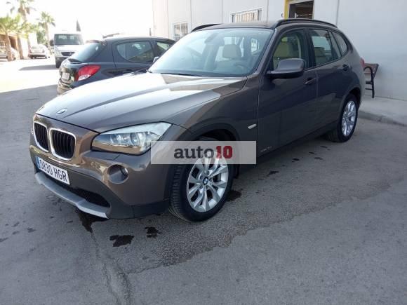 BMW X1 1.8 D. S-DRIVE 143 CV.