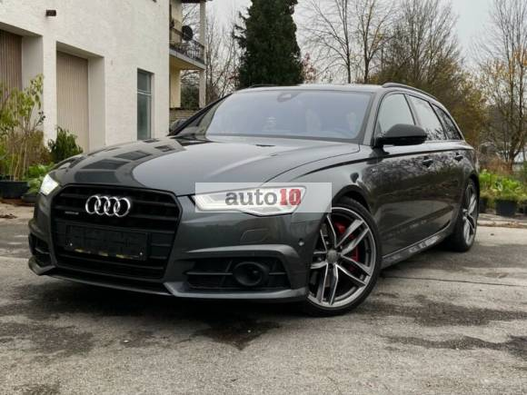Audi A6 Avant 3.0 TDI comp