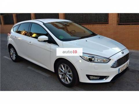 Ford Focus 1.0 Ecoboost Auto-S
