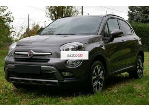 Fiat 500X 2.0 MultiJet AT9 4x4 Cross Plus