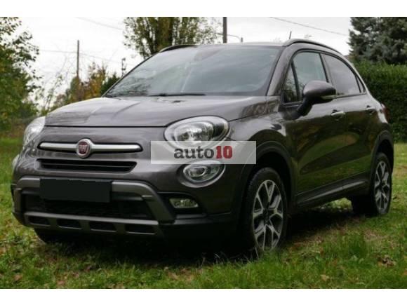 Fiat 500X 2.0 MultiJet AT9 4x4 Cross Plus