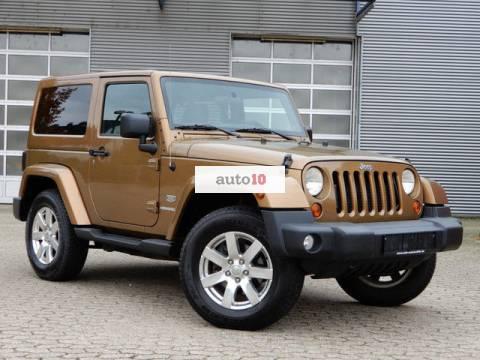 Jeep Wrangler 70 Aniversario