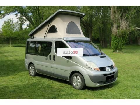 Renault Trafic  X-Cursion Camper