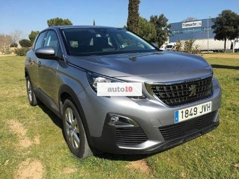 Peugeot 3008 1.6BlueHDi Active S