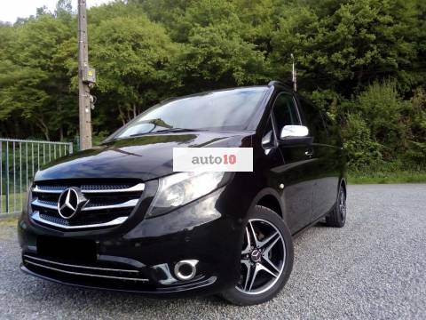 Mercedes-Benz Vito 114 Cdi Bluetech