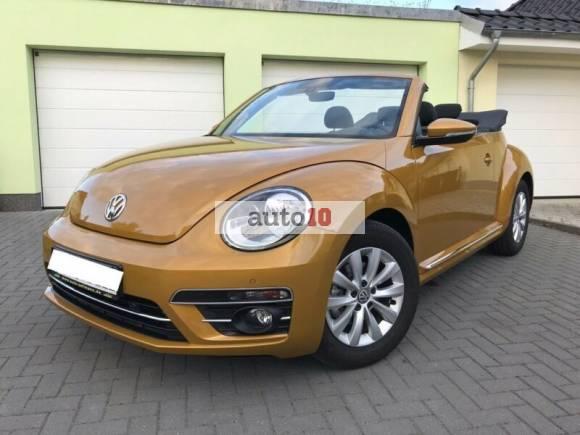 Volkswagen Beetle Cabrio Design 2.0TDI