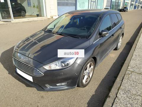 Ford Focus Sport Break Titanium 1.0 EcoBoost 125CV