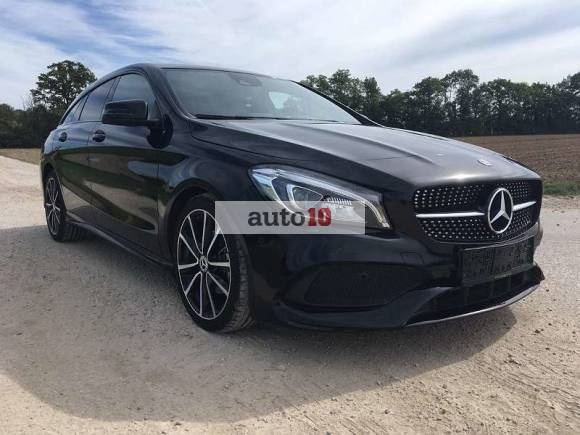 Mercedes-Benz  CLA 200 Shooting Brake Aut. AMG-LINE