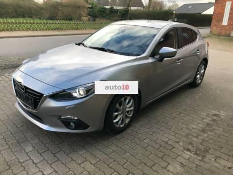 Mazda 3 Auto.