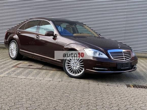 Mercedes-Benz S 350 Panorama Lang Multimedia Euro6
